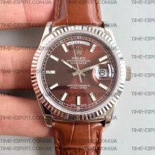 Rolex Day-Date II 118138 Brown