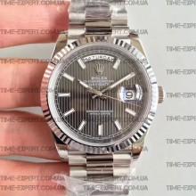 Rolex Day-Date 40 228239 Gray Dial
