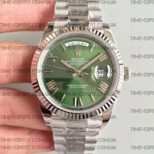 Rolex Day-Date 40 228239 Green Dial