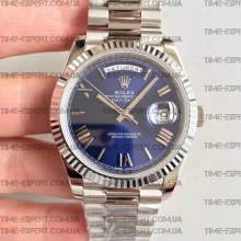 Rolex Day-Date 40 228239 Blue Dial