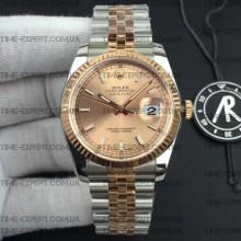 Rolex DateJust 36 116201 Stick Markers on Jubilee Bracelet 3135