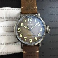 Zenith Pilot Type 20 Extra Special 45mm Vintage Case