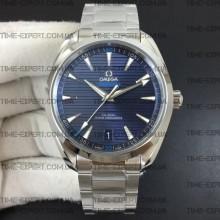 Omega Aqua Terra 150M 41mm Master Chronometers Blue Dial on Bracelet 8900