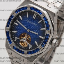 Audemars Piguet Royal Oak Tourbillon Blue Diamonds