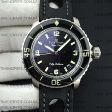 Blancpain Fifty Fathoms 45mm Tribute to Aqua Lung Titanium