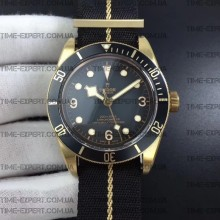 Tudor 43mm Heritage Black Bronze Gray