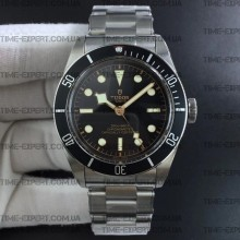 Tudor 41mm Heritage Black Bay Bracelet