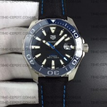 Tag Heuer 43mm Aquaracer Calibre 5 Dial Blue