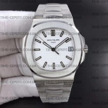 Patek Philippe Nautilus 5711/1A-011 White Dial Stainless Steel