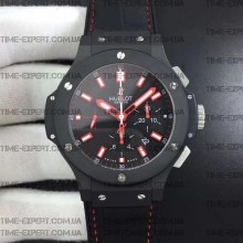 Hublot 44.5mm Big Ban Chronograph Evolution Red Magic