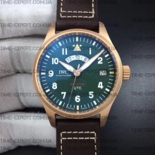 Iwc 41mm Pilot`s UTC Spitfire Edition «MJ271» Ref.IW327101