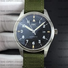 "Iwc 40mm Pilot`s Mark XVIII ""TRIBUTE TO MARK XI""  Stainless steel Ref.IW327007"