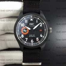 Iwc 40mm Pilot`s Mark XVIII 'TOPGUN SFTI' Ceramic