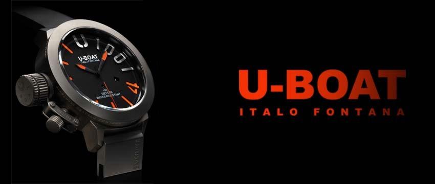Копии часов U-BOAT